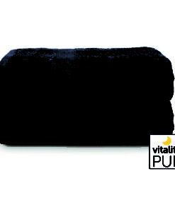 Vitality Pur Handdoek Donkerblauw
