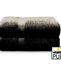 Vitality Pur Handdoek Lichtbruin