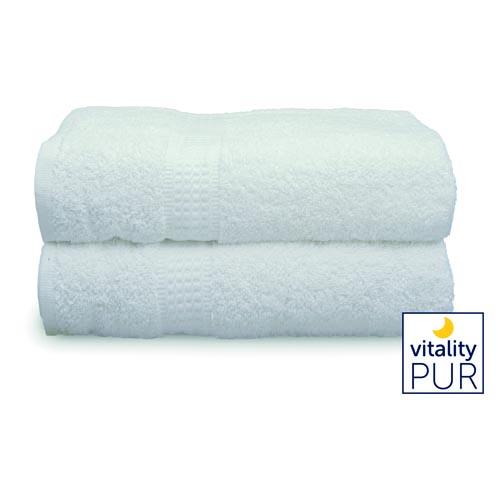 Vitality Pur Handdoek Wit