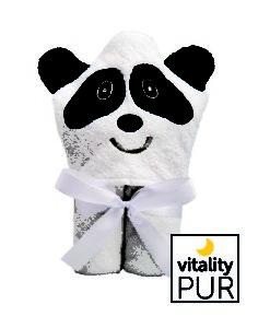 Vitality Pur Baby Badcape Panda